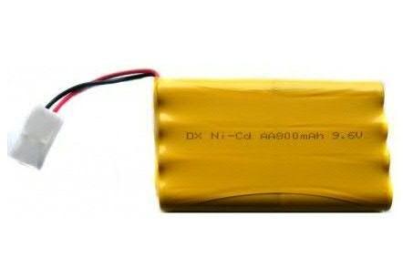 Extreme távirányitos terepjáró akkumulátor 9,6 volt 700 mAh
