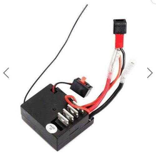 Irányító elektronika WLtoys A969, A959, A979 -es távirányítós autóhoz