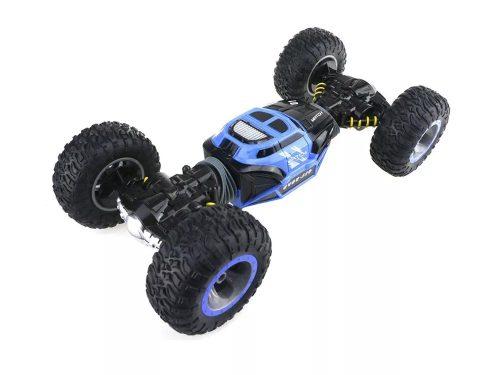 JJR/C Leopard King - kétoldalas (double sided) sivatagi off road buggy, nagy sebességű, hegymászó autó - kék