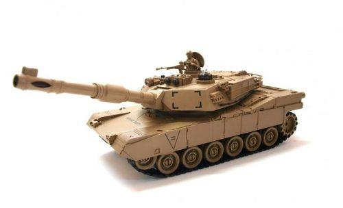 M1A2 Abrams 330 mm hossz, realisztikus hanghatás + infravörös tüzelés egymás ellen!