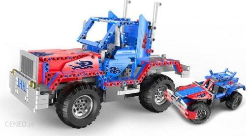 Optimus Prime CaDFi C51002W - távirányítós, LEGO kompatibilis. 531db-os szett. 6,3 km/h, 30 méteres hatótáv!