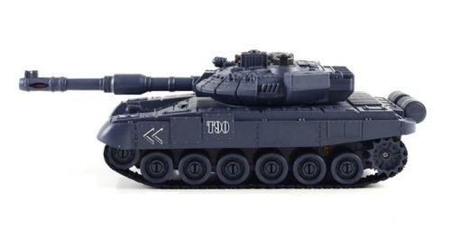 Orosz T90: 330 mm hossz, realisztikus hanghatás + infravörös tüzelés egymás ellen!