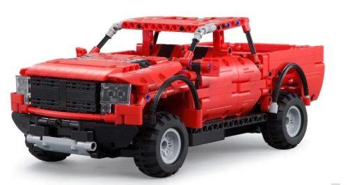 LEGO kompatibilis távirányítós Pickup (C51005W) a Double Eagle -től  - Összerakós, 549 db-os szett. 6 km/h, 25 méteres hatótáv!