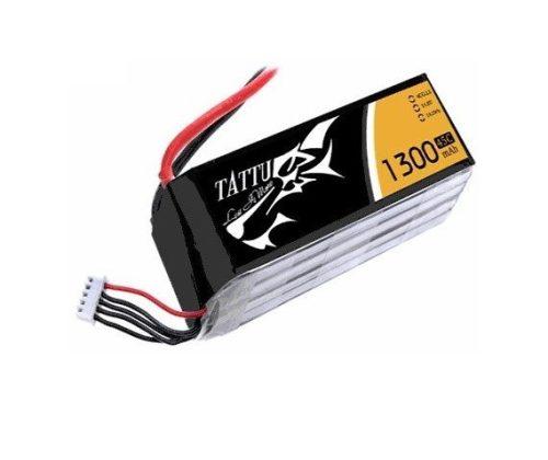 Walkera F210 / F21 3D akkumulátor 14.8V 1800mAh TATTU Gens 45C