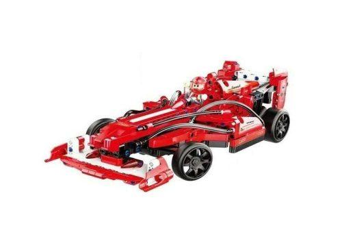 LEGO kompatibilis távirányítós Forma 1-es autó a Double Eagle -től - C51010W 317 db-os szett! 6 km/h, 30 méteres hatótáv.