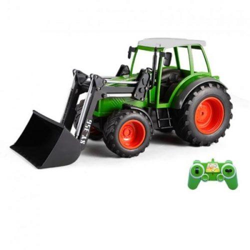 Távirányítós traktor a Double Eagle -től: hanghatás és nagy méret!