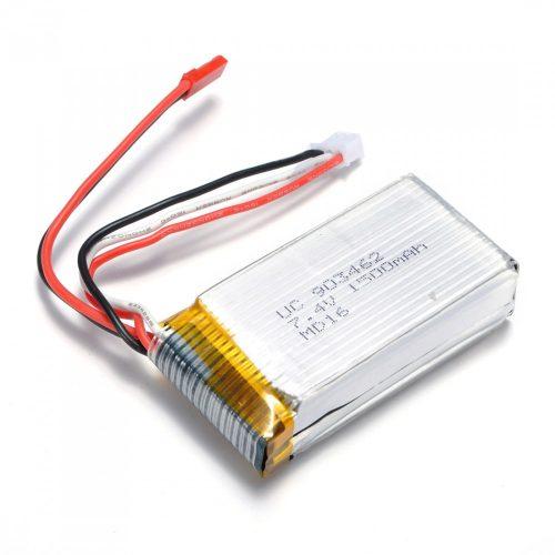 WLtoys V913 akkumulátor 1500 mAh 7.4 volt