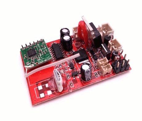WLtoys V913 Fő irányító board