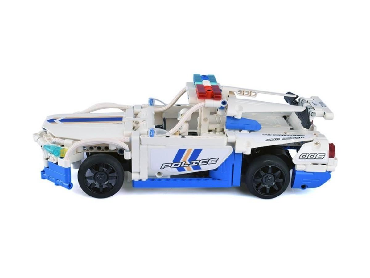 LEGO rendőrautó