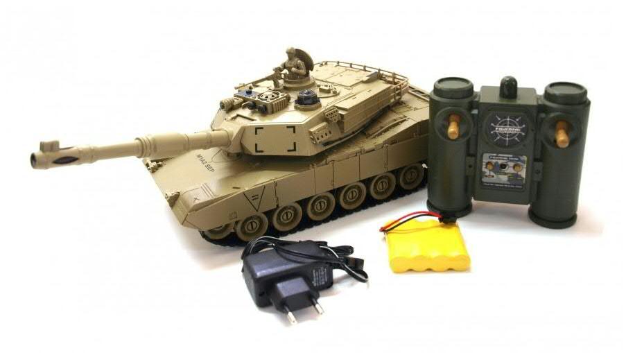 Távirányítós tank - M1 A2 Abrams