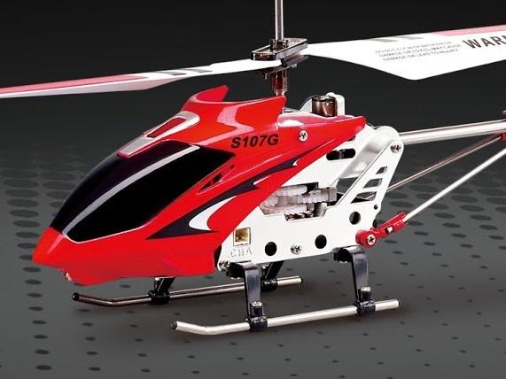 Syma 107G távirányítós helikopter
