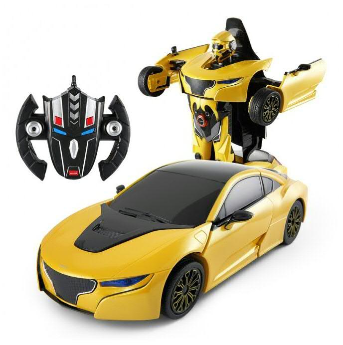 Transformers - Űrdongó, távirányítós