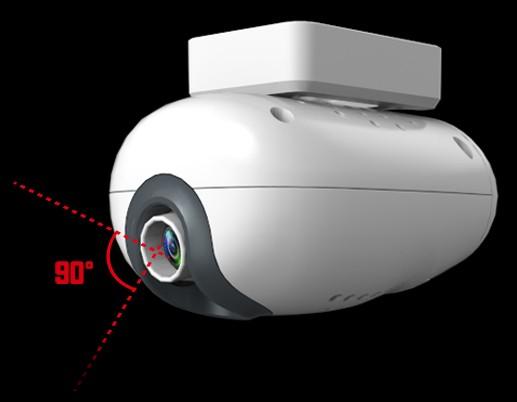 Syma X8 Pro kamera