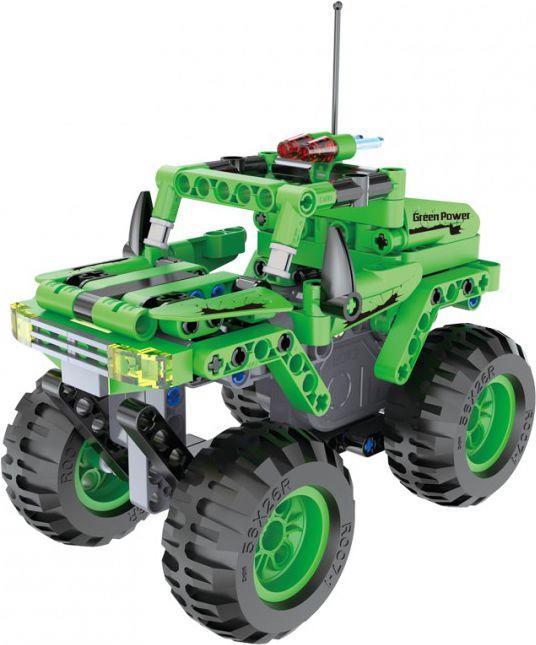 LEGO kompatibilis big wheel