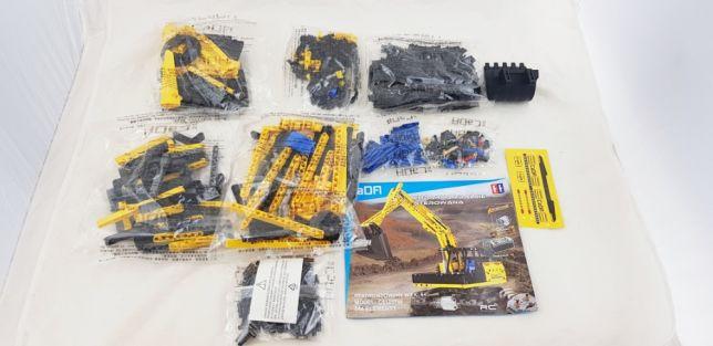 LEGO távirányítós kanalas markoló