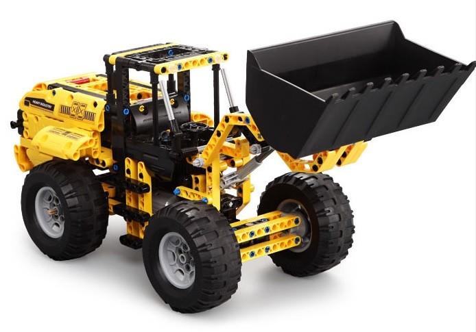 Távirányítós markoló - LEGO kompatibilis