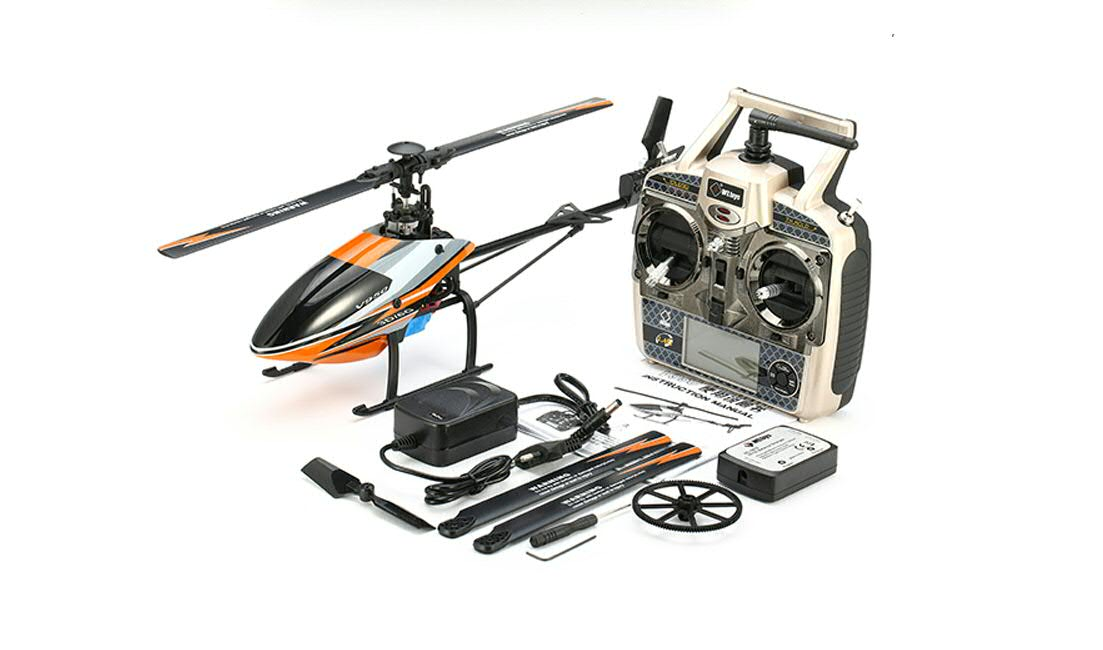 WLtoys V950 3D helikopter távirányító